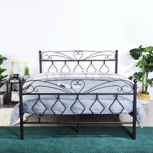 Acle Full Platform Bed by Grovelane Teen