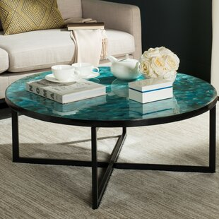 Best Price Eure Coffee Table By Rosecliff Heights