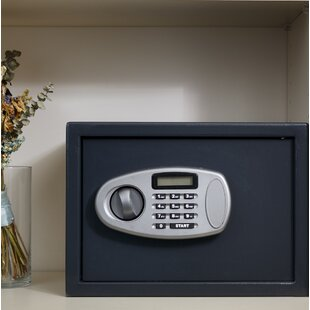 Adir Corp Office Security Safe with Electronic Lock