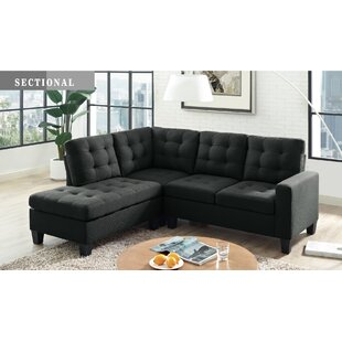Ebern Designs Stead Reversible Sectional