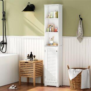 Mariselys 1339 W x 6516 H x 788 D Linen Cabinet