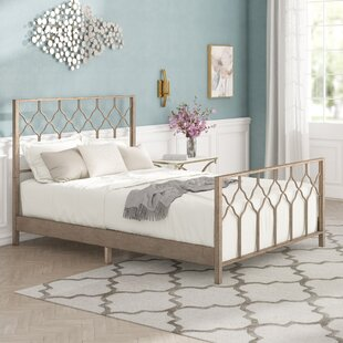 Look for Hasse Panel Bed by Willa Arlo Interiors Reviews (2019) & Buyer's Guide