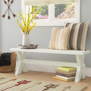 Moravia Wood Bench