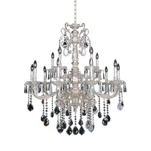 Allegri by Kalco Lighting Marcello 15-Light Candle Style Chandelier