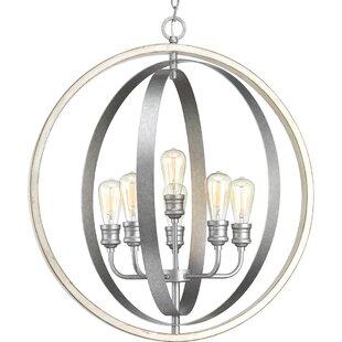 Mccurley 6-Light Pendant by Ebern Designs