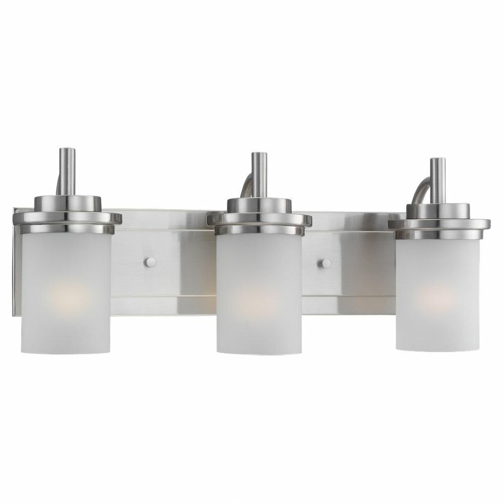 Tilford 3 Light Vanity Light Reviews Allmodern