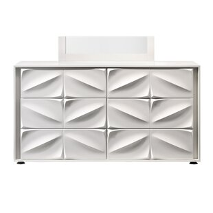 Baconton 6 Drawer Double Dresser