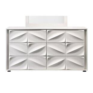 Baconton 6 Drawer Double Dresser