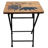 Galen Decorative TV Tray Table by Loon Peak®