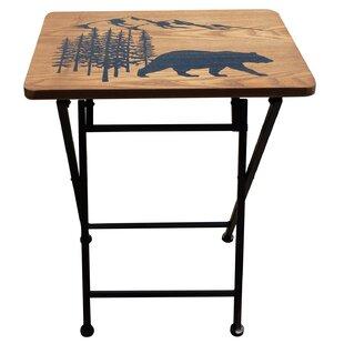 Galen Decorative TV Tray Table