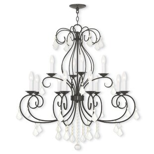 Astoria Grand Dockray 12-Light Candle Sty..