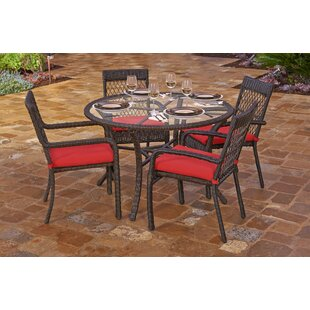 Northlight Seasonal Beacon 5 Piece Dining Table Set