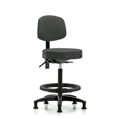 Admirable Sybil High Bench Height Adjustable Lab Stool Symple Stuff Ibusinesslaw Wood Chair Design Ideas Ibusinesslaworg