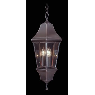 Framburg Preston 3-Light Outdoor Hanging Lantern