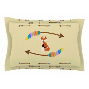 Cristina Bianco Design 'Fox Tribal Arrows' Sham