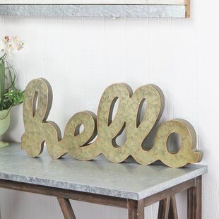 Hello Sign W1148 Entryway Decor Inspirational Art Welcome Sign Hello There