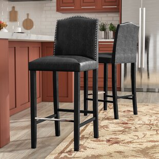 Kingsview 30.5 Bar Stool (Set of 2) Alcott Hill