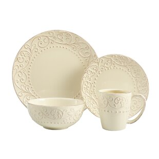 Save to Idea Board  sc 1 st  Wayfair & Earthenware Dinnerware Sets You\u0027ll Love | Wayfair