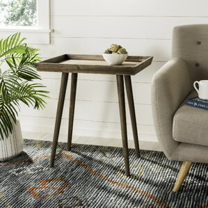 Bulger Tray End Table by Mercury Row