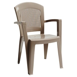 Pippin Stacking Dining Arm Chair By Sol 72 Outdoor