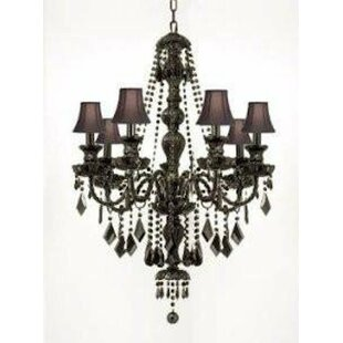 House of Hampton Meredith 7-Light Shaded Chandelier