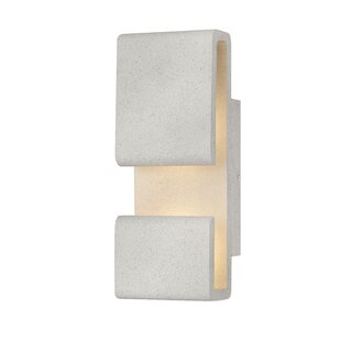 Contour Wall Mount Led Outdoor Sconce by ..