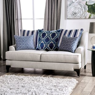 Compare Canty T-Cushion Loveseat by Darby Home Co Reviews (2019) & Buyer's Guide