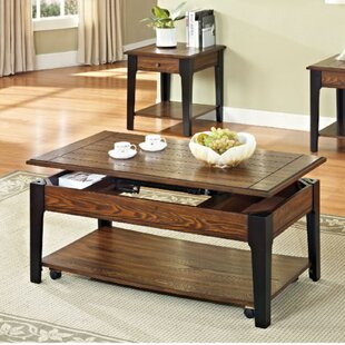 Englund Lift Top Coffee Table with Storage