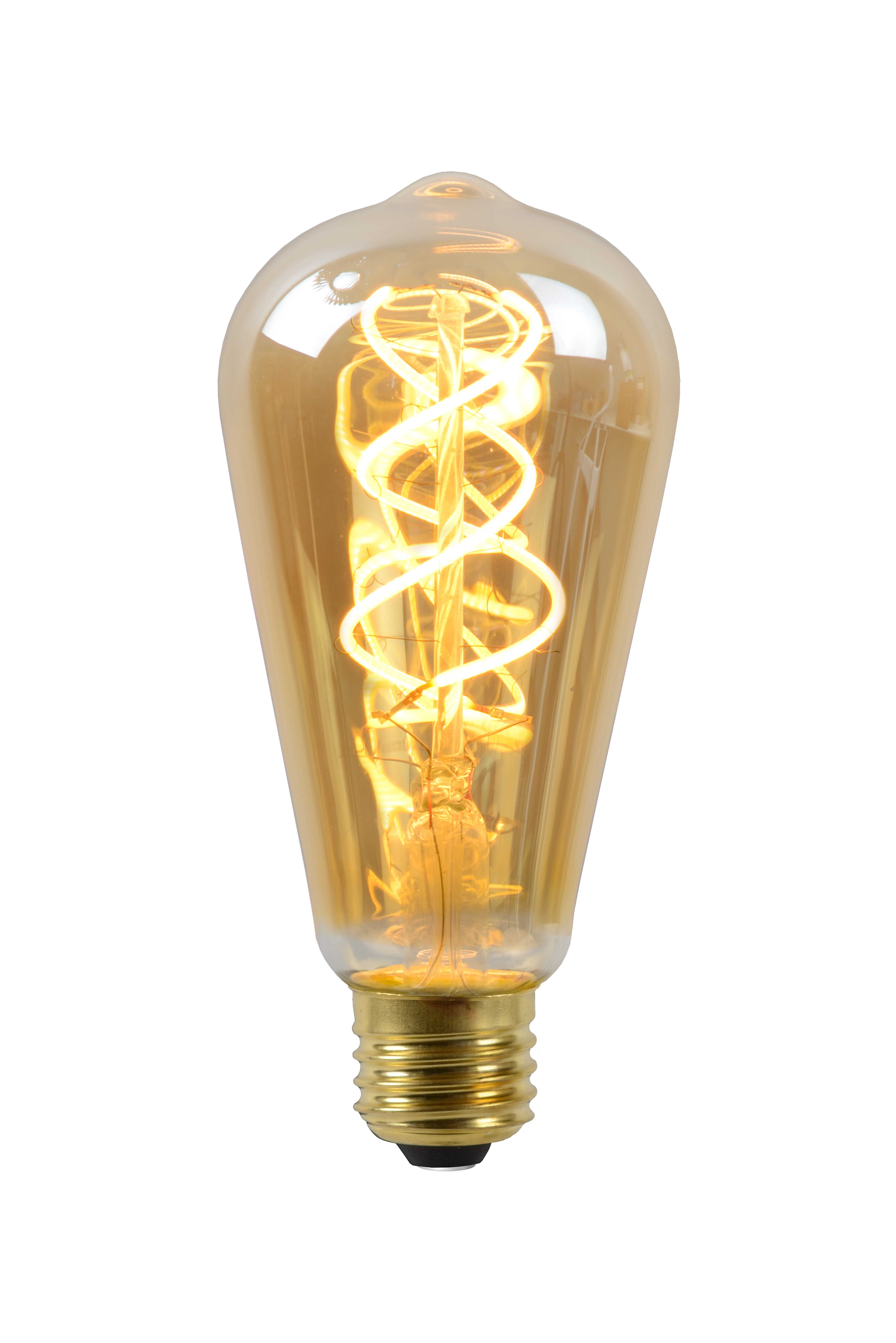 Beleuchtung E27 Dimmable Vintage Cage Light Bulbs in ...