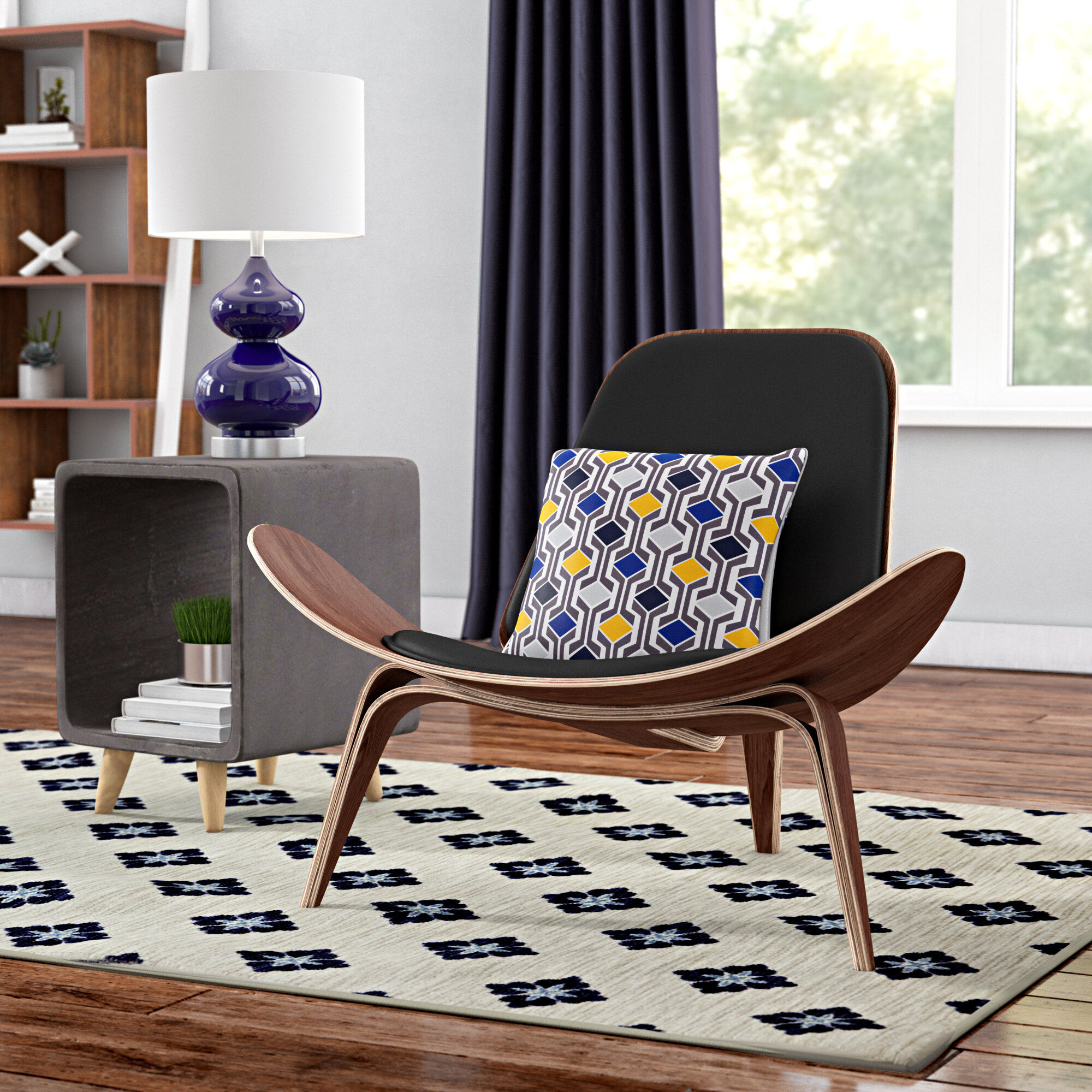 Picture of: Leather Chairs Wayfair