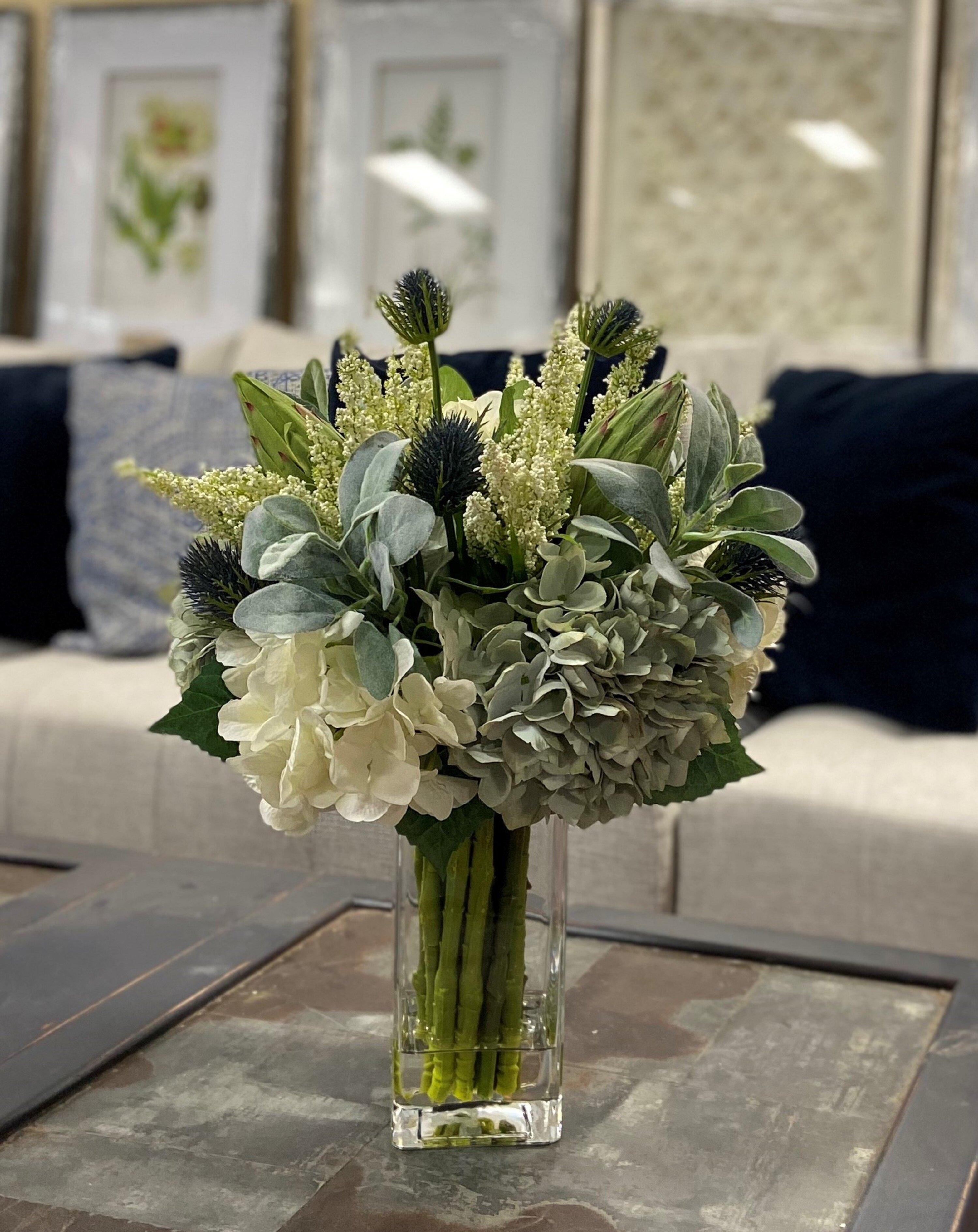 Mixed Floral Arrangements Centerpieces Joss Main