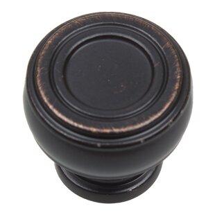 Mushroom Knob (Set of 10) by GlideRite Hardware