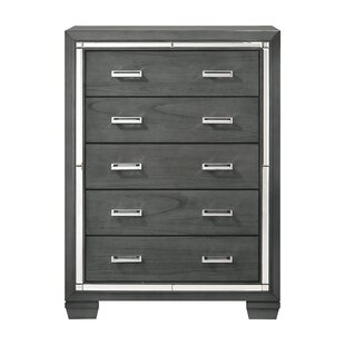 Anthea 5 Drawer Chest