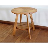 Norfolk Teak Side Table