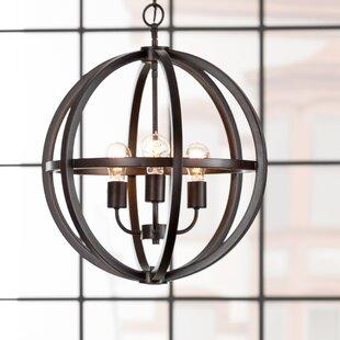 Irwin Globe Pendant
