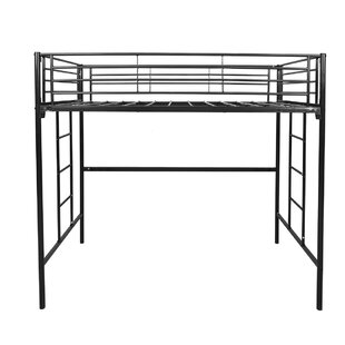 Duane Twin Loft Bed by Harriet Bee