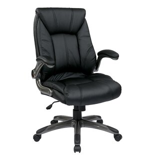 Review Mid-Back Desk Chair by Office Star Products