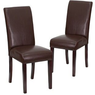 Reiff Upholstered Dining Chair (Set of 2) by Winston Porter