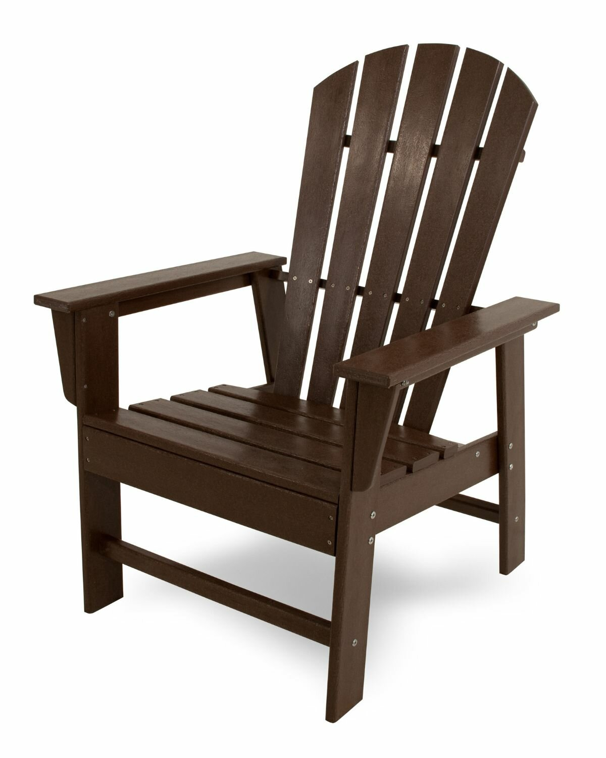 POLYWOOD® South Beach Plastic Adirondack Chair U0026 Reviews | Wayfair