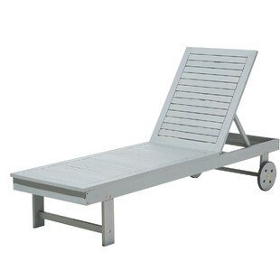 Woolwich Reclining Sun Lounger Image