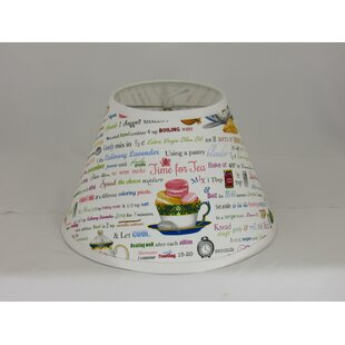 Kitchen 12 Cotton Empire Lamp Shade
