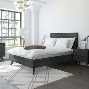 Kern Queen Platform Bed by Brayden Studio