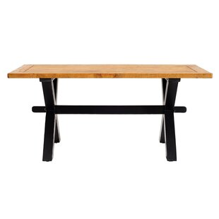 Chesca Solid Wood Dining Table