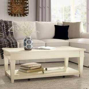 Top Reviews Wheaton Coffee Table by Birch Lane™ Heritage
