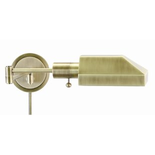 Darby Home Co Bargas Swing Arm Lamp