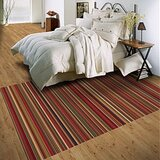 Red Striped Area Rugs You Ll Love In 2020 Wayfair Ca