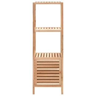 35.5 X 123cm Free Standing Cabinet By Symple Stuff