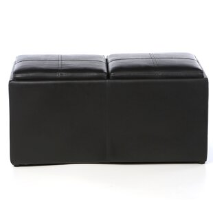 Woodhaven Hill Claire Storage Ottoman
