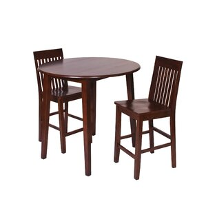 Westbrook 3 Piece Dining Set by OSP Designs
