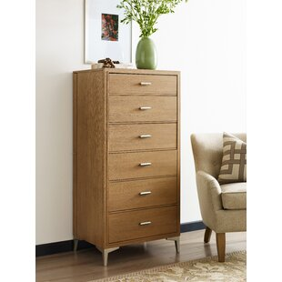 Rachael Ray Home Hygge 6 Drawer Lingerie Chest